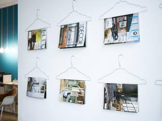 Studio Uwe Gaertner Interior Design & Photographyが手掛けた書斎