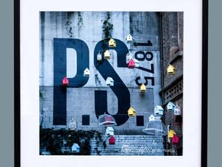 Street Art:   von Serendipity by Nadja
