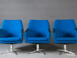 AB creative artist Living roomSofas & armchairs Tekstil Blue