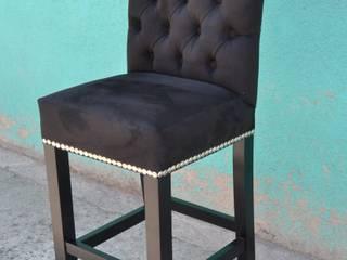 silla para cantina:  de estilo  por fabrica de ideas