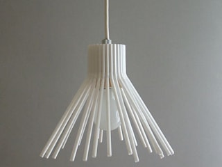 STRAW - Pendant Lamp Oleh abode Co., Ltd. Minimalis