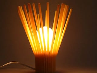 STRAW - Table Lamp abode Co., Ltd. SoggiornoIlluminazione