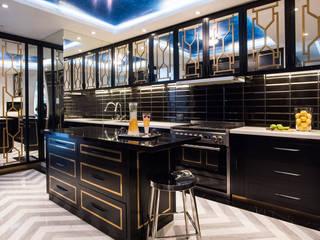 moderne Küche von Design Intervention