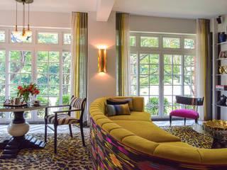 Maximalist Modern Modern living room by Design Intervention Modern