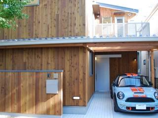 小豆沢の家: 奥村召司+空間設計社が手掛けた家です。