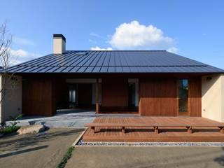 澤村昌彦建築設計事務所 Nhà phong cách Bắc Âu