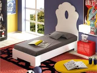 Benditos Diablillos BedroomBeds & headboards Wood