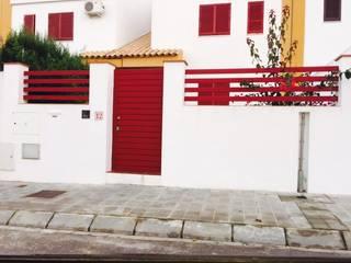 Alupecris Aluminios Modern houses