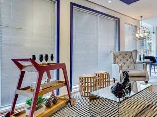 Salle à manger de style  par Ideatto Móveis e Decorações, Moderne