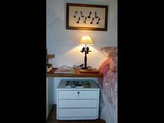 Dormitorios de estilo moderno de Marianna Vetorazzo Haddad Arq+Interiores Moderno
