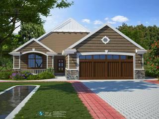 Modern houses by ARY Studios Modern