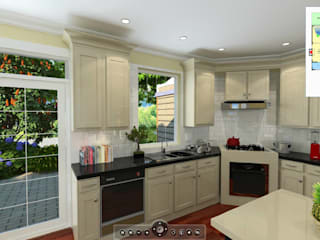 Modern kitchen by ARY Studios Modern