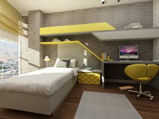 Modern Kid's Room by Treso İç Mimarlık Modern