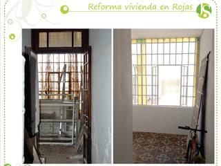 Colonial style walls & floors by Jimena Serradell Colonial