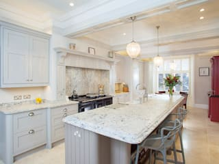 Traditional Kitchen:   by Sculleries of Stockbridge