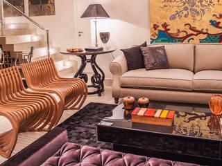 Modern Living Room by Carolina Viafora Modern