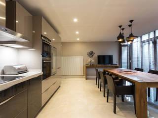 Treso İç Mimarlık Modern dressing room