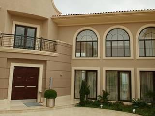 Casas de estilo clásico de GETSA Mimarlık Clásico