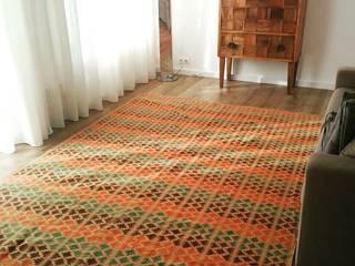 Interiores kilim:   por kilim.pt,Rústico