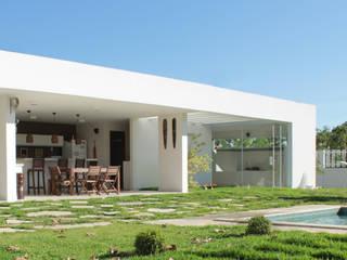 StudioM4 Arquitetura Case moderne
