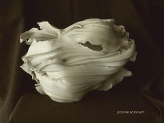 Luminaires artistiques:  de style  par JOCELYNE BOSSCHOT plasticienne, sculpture céramique