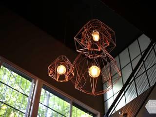 Flo´s Market Living roomLighting Copper/Bronze/Brass Metallic/Silver