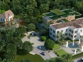 CONCURSO MUSEU DO MEIO AMBIENTE:   por RECIFEBERLIN  Arquitetura e Paisagismo,