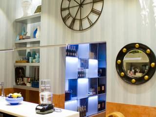 CASA COR - Cozinha Gourmet: Cozinhas  por AMMA PROJETOS,