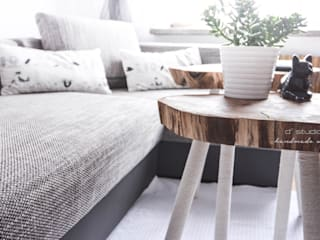 Set Coffee Tables MUKY de D2 Studio Escandinavo