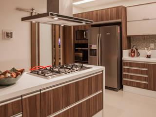 Projeto Cuisine moderne par Heloisa Titan Arquitetura Moderne