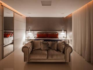 Projeto Heloisa Titan Arquitetura ห้องนอน