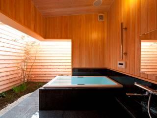 Asian style bathroom by AMI ENVIRONMENT DESIGN/アミ環境デザイン Asian