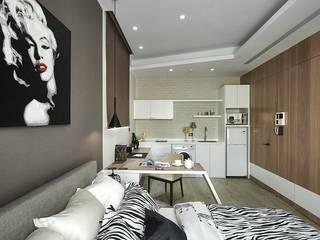 Chambre de style  par KD Panels