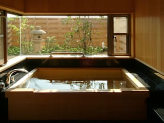 AMI ENVIRONMENT DESIGN/アミ環境デザイン Asian style bathroom