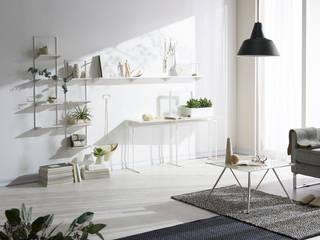 Salas de estilo moderno de Fiaba (피아바) Moderno