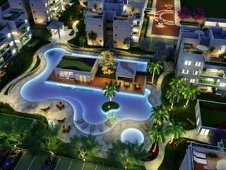 projeto: Casas  por Domus Arquitetura e Construção
