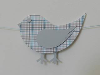 Guirlande oiseaux:  de style  par Pap'Yeah!