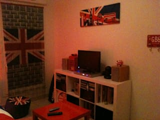 Transformation chambre enfant en chambre ado Your Home Style
