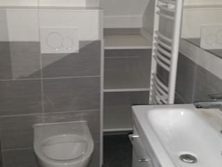Rénovation Studio pour mise en location par Your Home Style