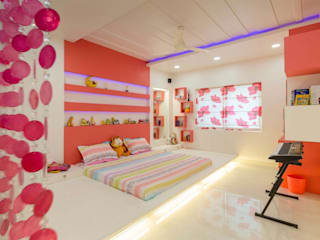 Kids room Interior Modern nursery/kids room by Dessign7 Interiors Pvt Ltd Modern