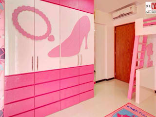 Kids room Interior:  Nursery/kid's room by Dessign7 Interiors Pvt Ltd
