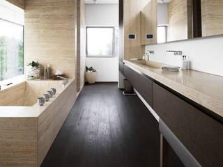 Minimalist bathroom by Förstl Naturstein Minimalist Limestone