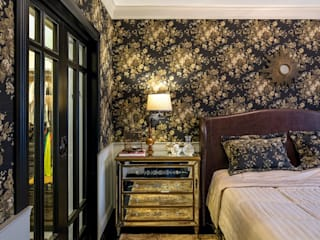 Classic style bedroom by Piloni Arquitetura Classic