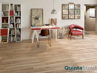 Gres porcellanato effetto legno Quinta Strada - Ceramic Store Pareti & PavimentiPiastrelle Piastrelle