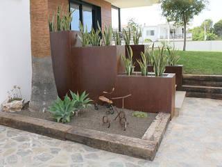 Grao Castellón Casas de estilo mediterráneo de tiovivo creativo Mediterráneo