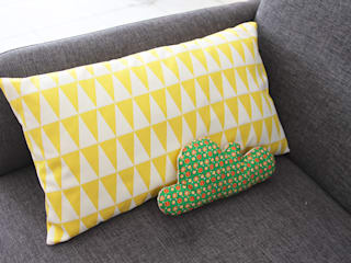 Housses de coussin - 40x40 cm ou 50x30 cm:  de style  par Sweet cotton & Paper love