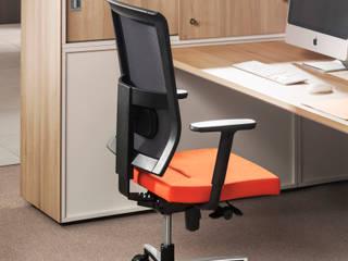Fotel do domu i do biura: styl , w kategorii  zaprojektowany przez ErgoKoncept