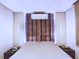 Dormitorios de estilo moderno de Veridiana França Arquitetura de Interiores Moderno