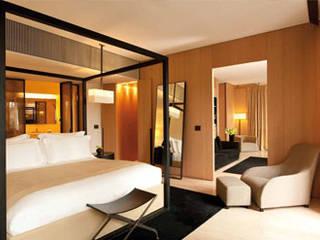 IMÁGENES Dormitorios de estilo moderno de Servillar - Reformas Valencia Moderno