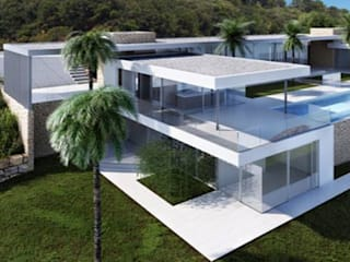 Modern home by In&Ext Arquitectura e Ingeniería Modern